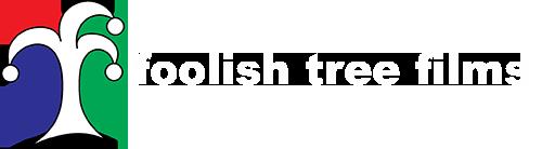 FoolishTreeFilmsLogo no tag white letters sm